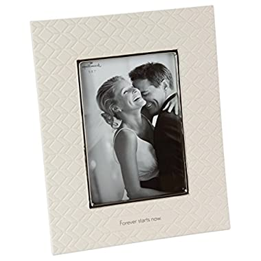 Forever Starts Now Wedding Picture Frame, 5x7 Picture Frames
