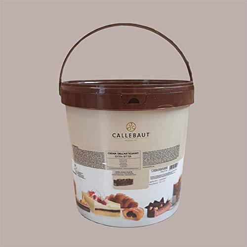 Lucgel Srl 10 Kg Crema dell'Artigiano al Gusto Cioccolato...