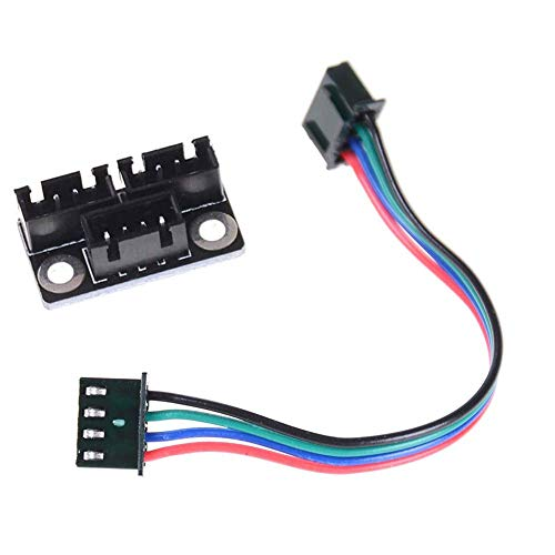 3D-Drucker Schrittmotor Parallelmodul Dual Z Schrittmotor Adapter Board 3D Drucker Teile 2 Stück