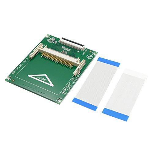 CY CF Speicherkartenadapter SSD HDD Adapter 4,6 cm Compact Flash CF Speicherkarte zu CE Toshiba iPod ZIF SSD HDD Adapter