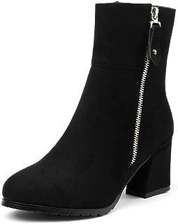 BalaMasa Womens ABS14193 Pu Boots