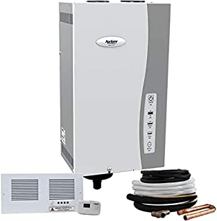 Aprilaire 865 Ductless Automatic Steam Humidification Package, White