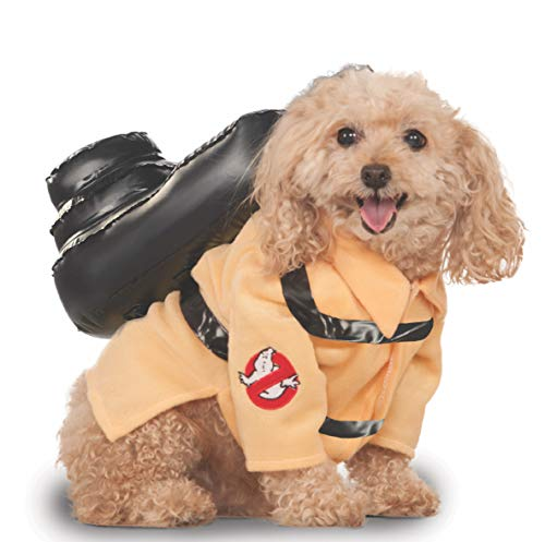 Rubie's Ghostbusters Movie Pet Costume Jumpsuit