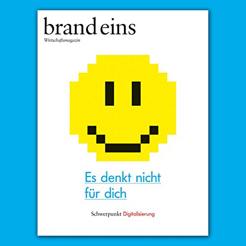 brand eins audio: Digitalisierung audiobook cover art