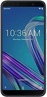 ASUS (エイスース) Zenfone Max Pro M1 ZB602KL-BK32S3 ディープシーブラック Android 8.1・6.0型 nanoSIM×2 SIMフリースマートフォン