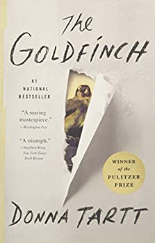 The Goldfinch  A Novel  Pulitzer Prize for Fiction