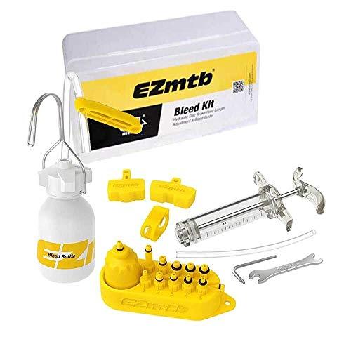 Avid kit de purge de frein professionnel pour Juicy 3 4 5 7 Elixir R CR CODE R XO XX