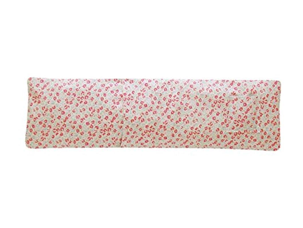 ぼかしオプション呼吸するホット&アイスショルダーピロー ラベンダーの香り(小花柄) JA-04LAKOB