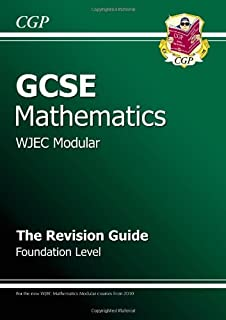 GCSE Maths WJEC Modular Revision Guide - Foundation