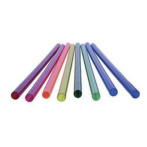 Tubo de color para tubos neón T8 - 119 cm - color azul