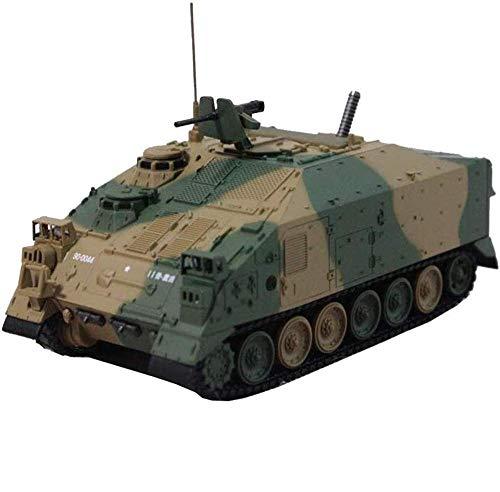 JIALI 1:72 Scale Diecast Tank Modelo de plástico, japonés 96-Tipo autopropulsado 120 mm de Asalto, Juguetes Militares y Regalos