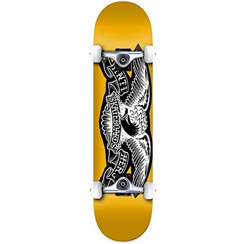 Anti Hero Copier Eagle Lg Factory - Skateboard completo verde 8'