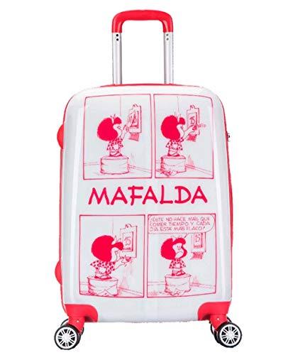Maleta Mediana 65Cm Mafalda Comic