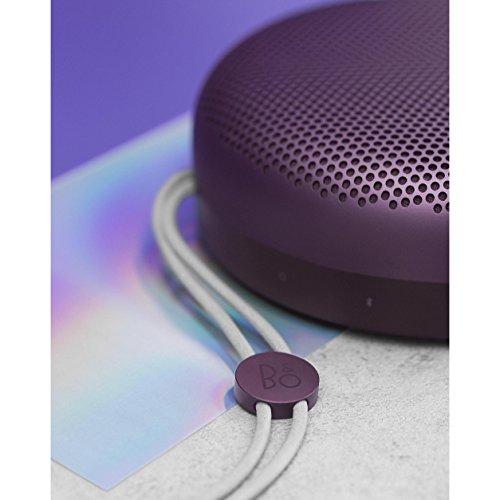 B&O Play von Bang & Olufsen Beoplay A1 Bluetooth Lautsprecher (Wetterfest) violett