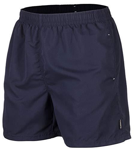 Zagano Adam Lipski Shorts de Bain/Maillots de Bain/Shorts de Plage/Shorts de Bermuda/Pantalons de Loisirs Bleu foncé XXL