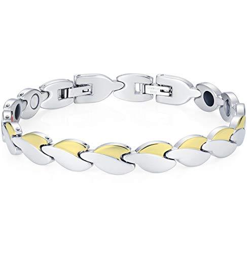 Unisex-Magnetarmband mit extra starken Magneten, für Magnet-Therapie, Arthritis, Karpaltunnelsyndrom, Migräne, Menopause und Hitzewallungen