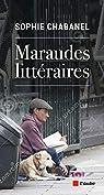 Maraudes littéraires par Chabanel