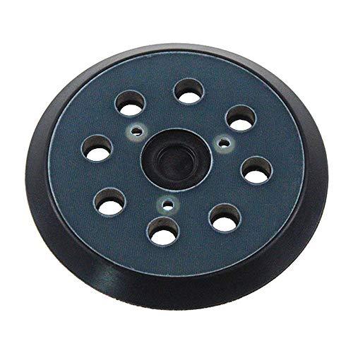 LUCY WEI 8 Loch Schleifpad Ersatzpad,Schleifteller für MAKITA BO5031, M9204, BO5021, BO5041,Exzenterschleifer(125 mm)