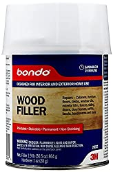 bonds wood filler, how to fix furniture, how to fill holes, wood putty, wood filler, bondo
