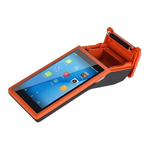 Todo en uno PDA Impresora Terminal inteligente de punto de venta Impresoras portátiles inalámbricas Función de terminal de pago inteligente BT/WiFi/USB Comunicación OTG / 3G