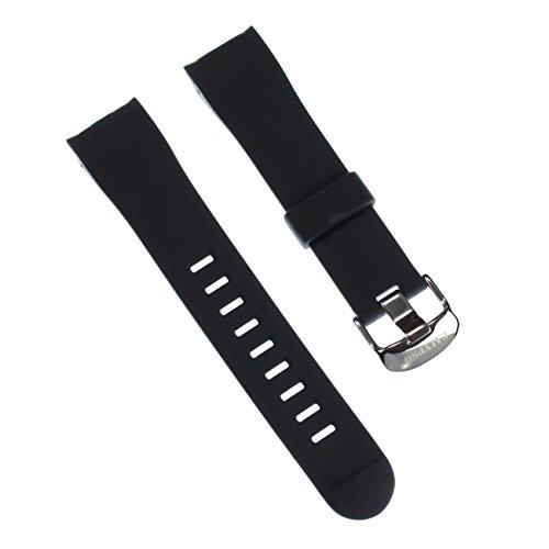 Calypso Reloj de Pulsera Fashion Material de la Correa PU Negro para Calypso k5622Relojes