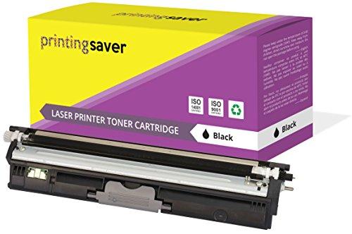 Negro Tóner Compatible para Oki C110, C-110, C110N, C-110 N, C130, C-130, C130N, C-130 N, MC160N, MC-160 N impresoras