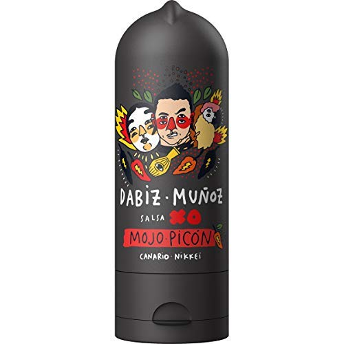 Dabiz Muñoz - Mojo-Sauce - Picón mit Nikkei-Wurzeln (Fusion - Kanarische Sauce mit japanischem peruanischem Touch) - Ideale Sauce für jede Mahlzeit - 260 Gramm