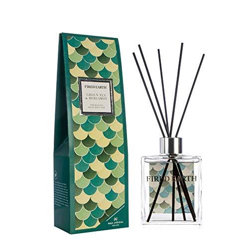 WAX LYRICAL Raumduftstäbchen, 180 ml, grüner Tee und Bergamotte,