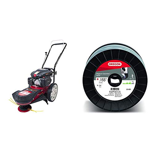Great Features Of Southland Outdoor Power Equipment SWFT15022 150cc Field Trimmer, Includes Oil & Or...