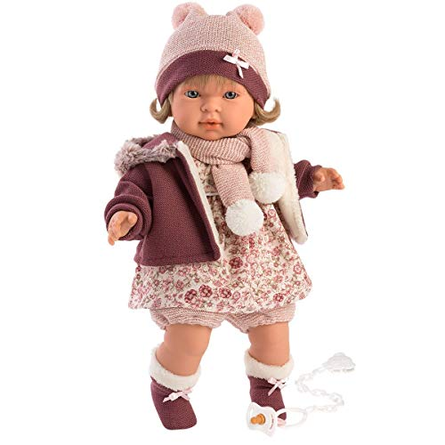 Llorens 42158 Spanische Carla 42 cm Puppe
