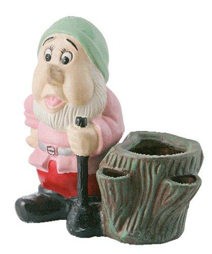Travailleur Gnome avec Manche 28 Cm h.