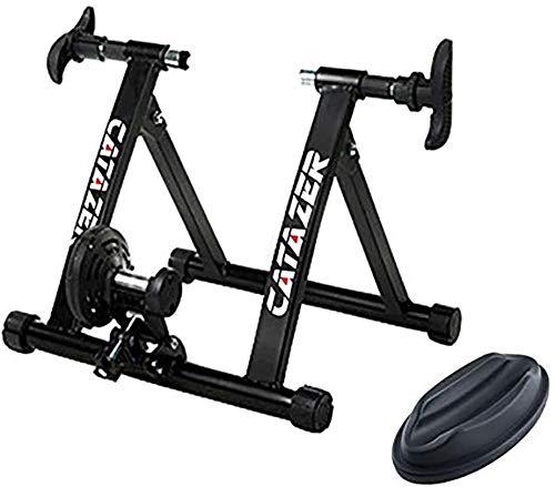 YZPJSQ Vélo Formateur Support vélo en Acier Exercice Support magnétique sans Bruit for vélo de Route VTT Vélo