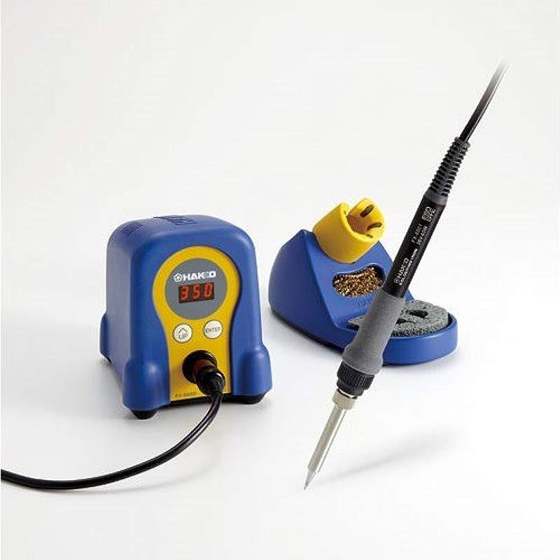 Hakko FX888D 23BY Digital Soldering Station FX 888D FX 888 Blue Yellow