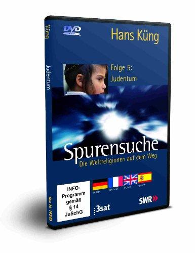 Spurensuche - Folge 5: Judentum (Neue Fassung: mit Abspielmöglichkeit in 4 Sprachen: deutsch, französisch, englisch und spanisch)
