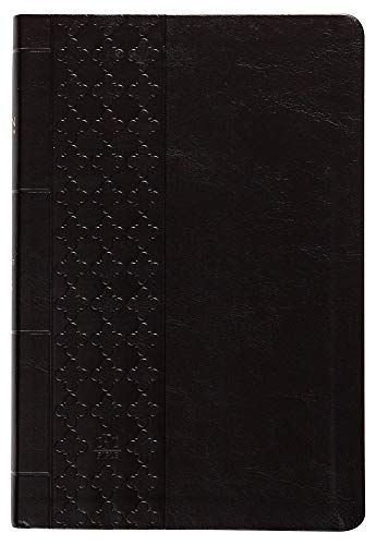 The Passion Translation New Testament Large Print Black: With Psalms, Proverbs and Song of Songs