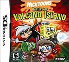 Nicktoons Battle for Volcano Island - Nintendo DS