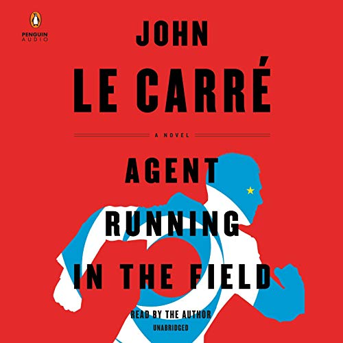 Agent Running in the Field audiobook cover art