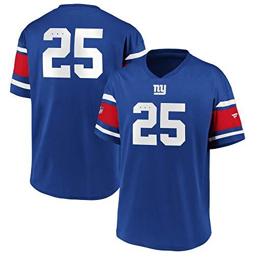 Fanatics New York Giants T-Shirt Jersey Fanshirt Supporter American Football Blau - S