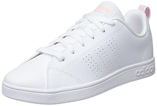 Tênis Adidas Vs Advantage Clean Branco Feminino 38