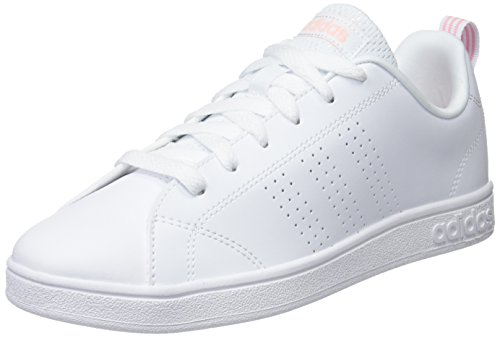 Tênis Adidas Vs Advantage Clean Branco Feminino 37