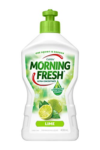 Morning Fresh Lime Dishwashing Liquid, Lime 400 milliliters