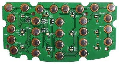54-25009-011; WA-D178 Keyboard, 26-key, numeric, made to fit Symbol® Motorola® MC70, MC75 Series.