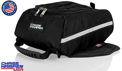 Chase Harper USA 1700M Black Mini Aeropac Magnetic Tank Bag - 7 Liters