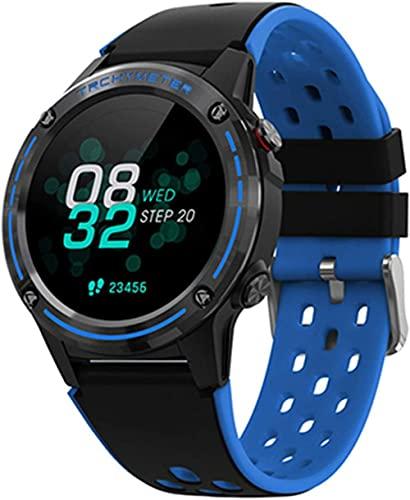 M6 Orologio intelligente da uomo e da donna GPS Smart Watch 2021 Bluetooth Call Fitness Tracker con SIM Card per Android IOS-C