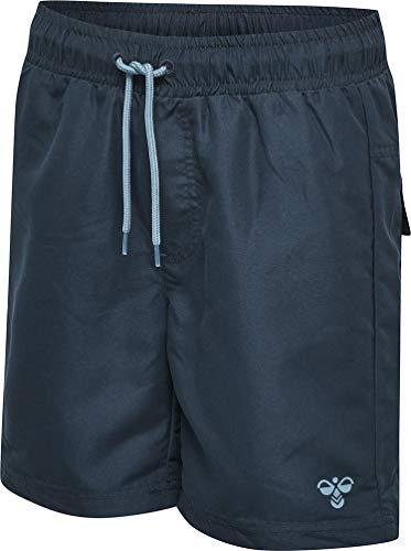 Hummel Fashion Shaun Badeshorts Jungen, 176/16 Jahre, Marineblau