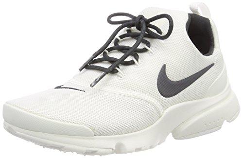 Nike Presto Fly, Scarpe da Ginnastica Basse Donna, Bianco (Summit White/Anthracite-Summit White 104), 40 EU