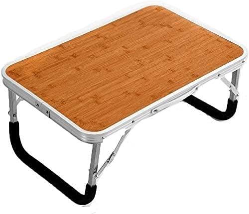 MMWYC Table Top Juego de fútbol Plegable Cama de Escritorio para computadora portátil Ascensor Plegable Tabla portátil Mesa de Mesa de computadora Multifuncional Grande para Jugar Juegos en Cama para
