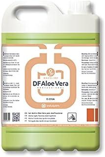 Gel de Manos Aloe Vera 5 litros Producto con PH Neutro