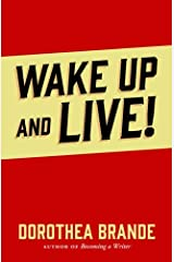 Wake Up and Live! Paperback