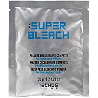 Super Bleach – Polvo decolorante compacta – 1 Bolsita 35 gr – Echosline